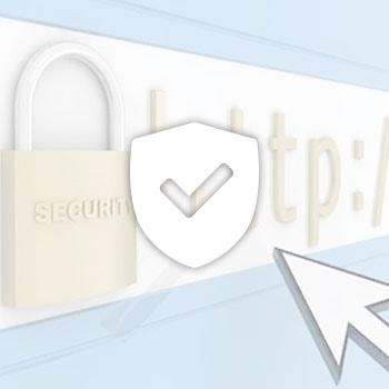 Защита сайта-визитки от взлома