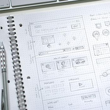 С чего начать создание дизайна сайта