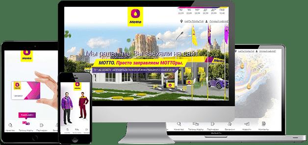 Использование адаптивного дизайна при разработке бизнес сайтов