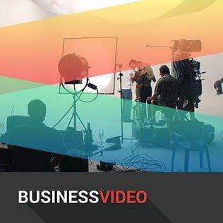 Мультилендинг для видеостудии