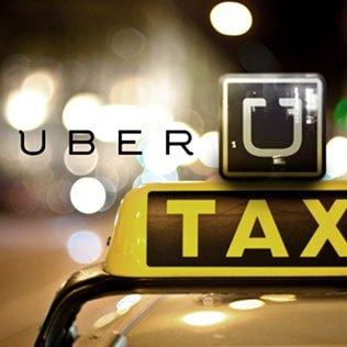 Сайт-визитка для службы такси
