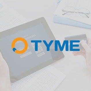 Сайт для платежной системы Tyme