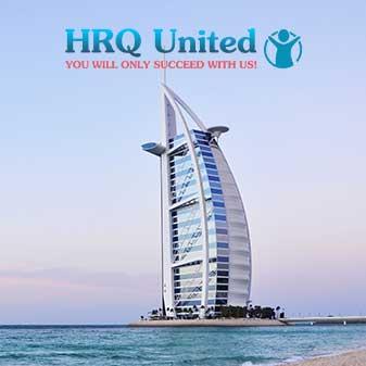 hr qunited min  Мультилендинг для агентства по трудоустройству HRQ United