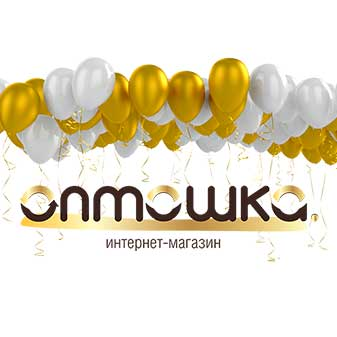 разработка интернет-магазина шариков