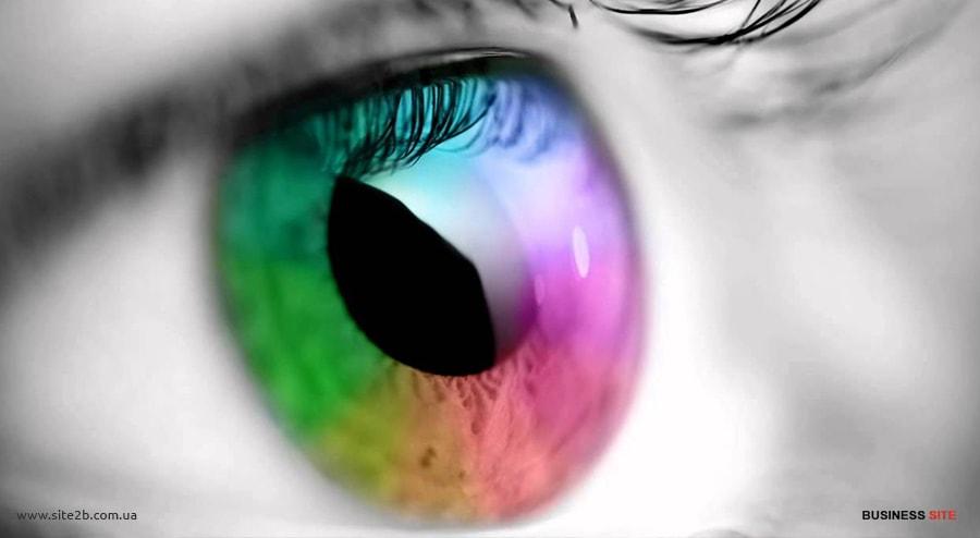 Как цвет сайта влияет на посетителей