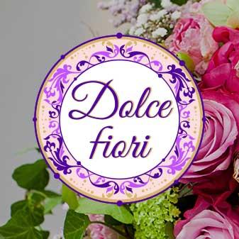 site dolcefiori  Сайт-визитка для студии флористики и подарков