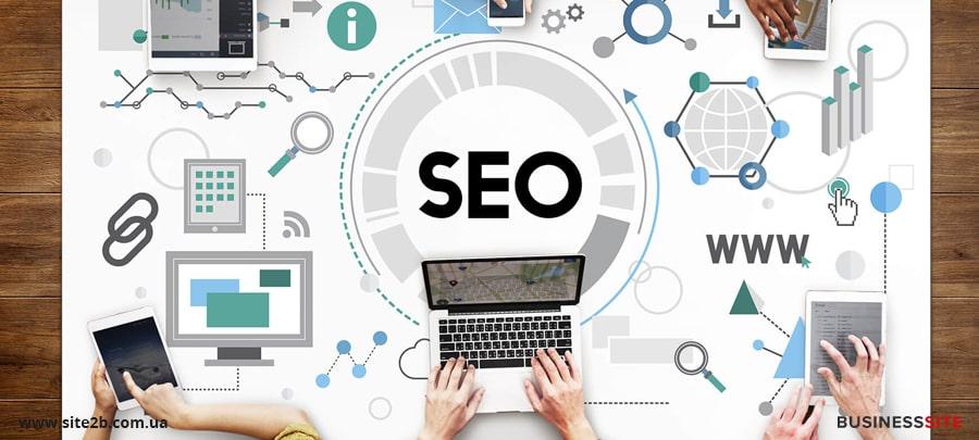seo-оптимизация сайта на этапе его разработки