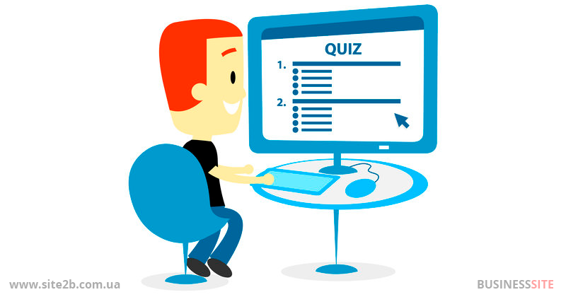 quiz website