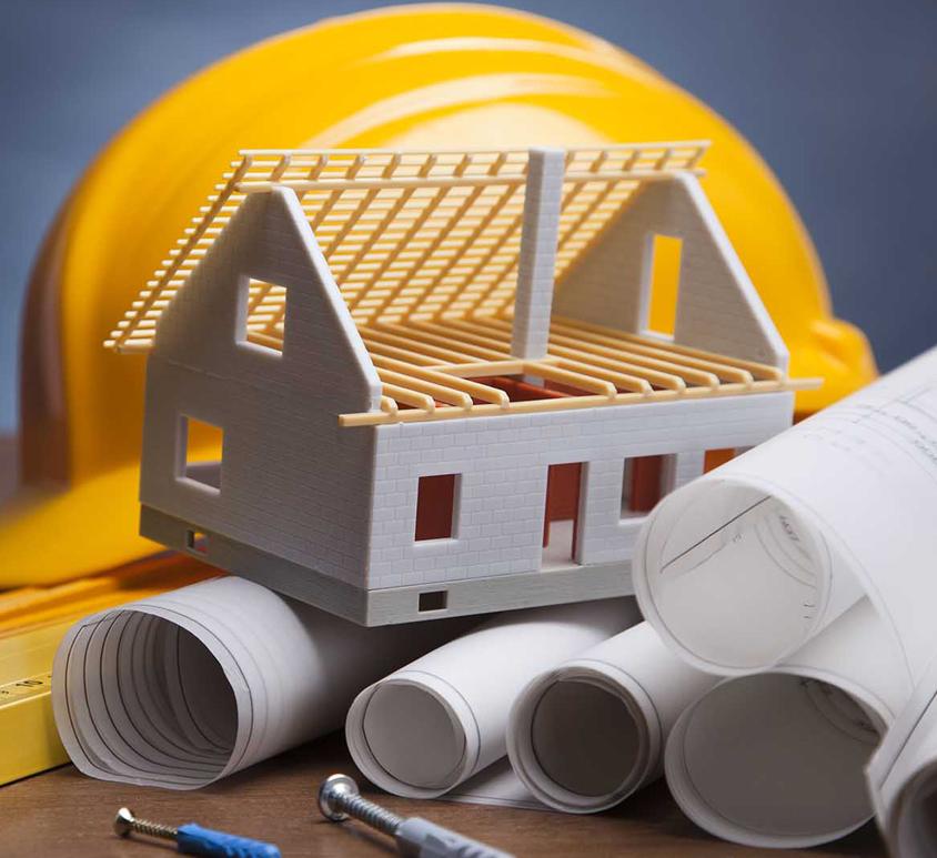 1 10  Корпоративный сайт-квиз строительной компании