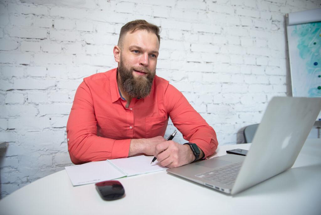 Максим Димура - директор BUSINESS SITE
