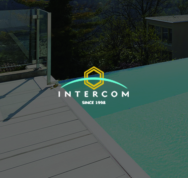 intercom  Редизайн корпоративного сайта компании по проектированию и стройке бассейнов