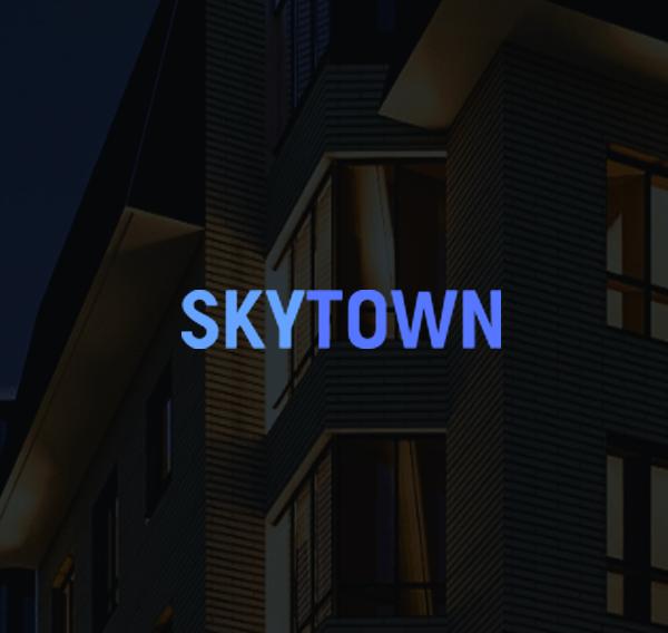 skyt2  Корпоративный сайт для торгово-строительной компании SKYTOWN