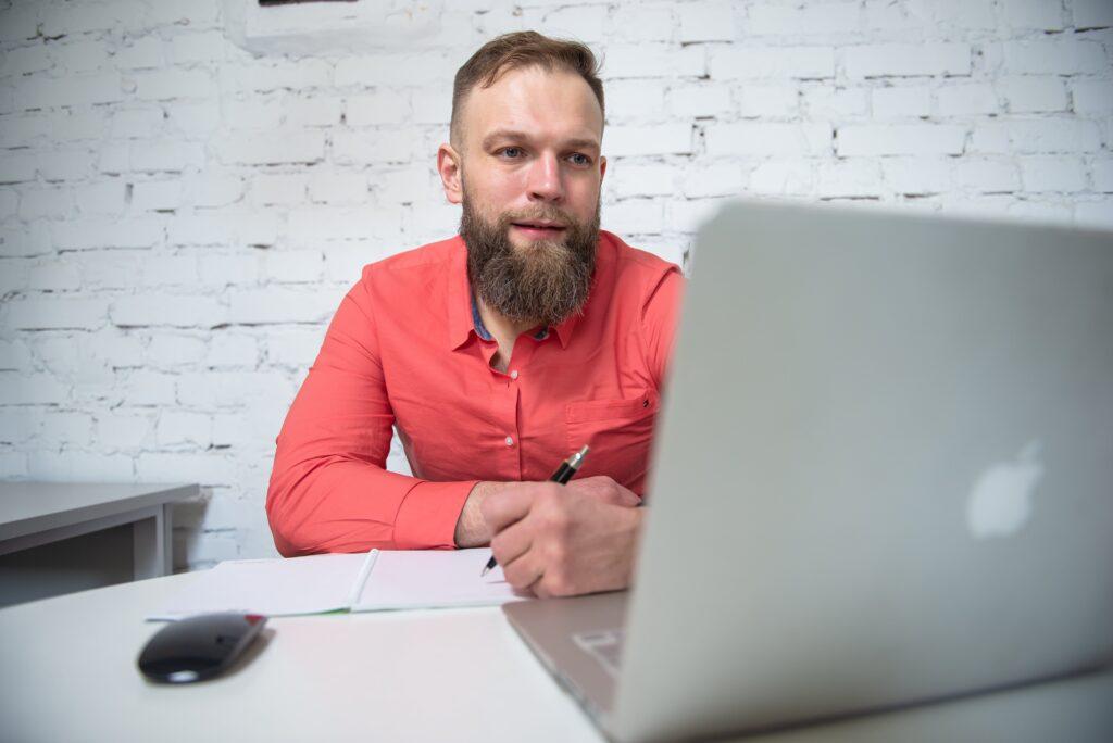 Максим Димура о создании сайта для строительной компании